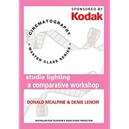 Kodak Cinematography: Studio Lighting A Comparative Workshop with Dennis McAlphine and Denis Lenoir