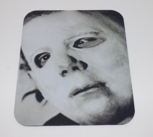 halloween-michael-myers-computer-mouse-pad