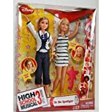 Disney High School Musical 3 In The Spotlight 2-Doll Set (Tiara Wilmont and Sharpay Evans)