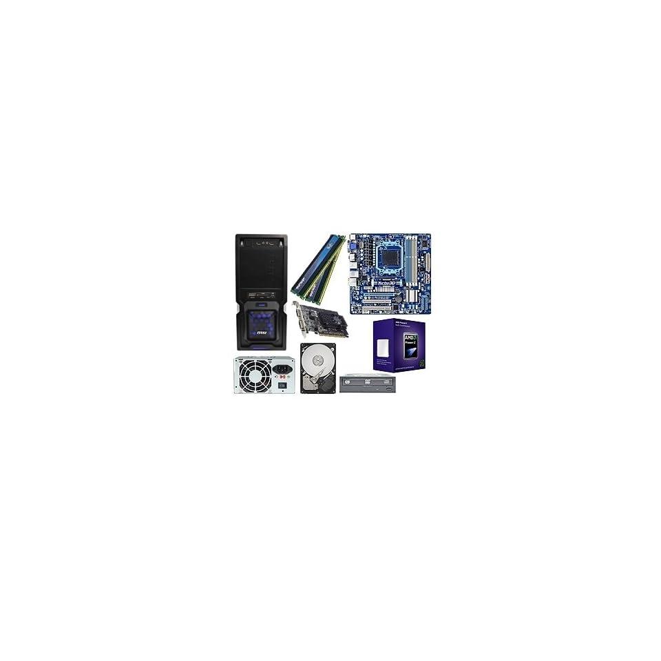 GIGABYTE 880GM USB3 MSI Raptor Barebones Kit