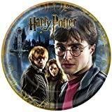 Harry Potter Deathly Hallows Dinner Plates