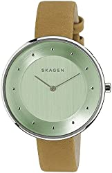 Skagen Women's SKW2327 Analog Display Analog Quartz Brown Watch