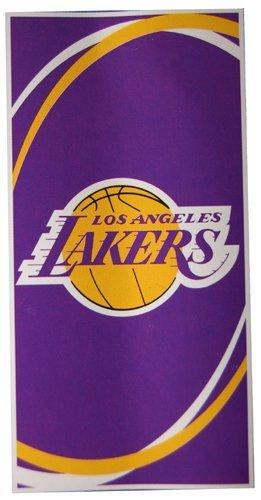 Los Angeles Lakers Fiber Reactive Pool/Beach/Bath Towel