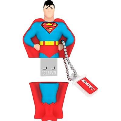 Emtec Super Heroes 3D (Batman) Flash drive USB 2.0 8GB