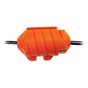 Farm Innovators CC-1 Cord Connect Water-Tight Cord Lock - Orange