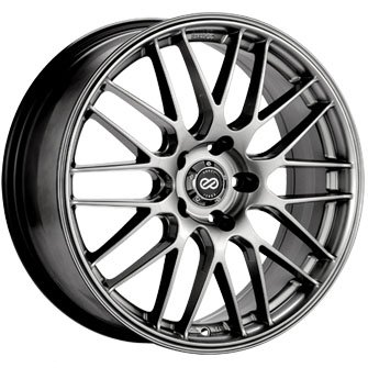 Enkei EKM3 Hyper Silver (18x7.5 +45 5x100) -- 