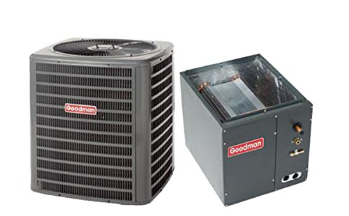 Goodman 3 Ton 16 SEER AC R-410a with Upflow/Downflow Coil 14