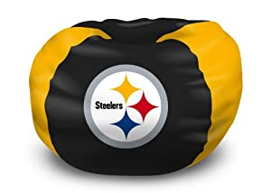 Northwest Pittsburgh Steelers Bean Bag Chair by Northwest