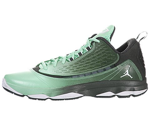 brand new 87dc2 0c7e4 Nike Men s Jordan CP3.VI AE Green GlowBlack SpruceWhite Basketball Shoes 12  Men US