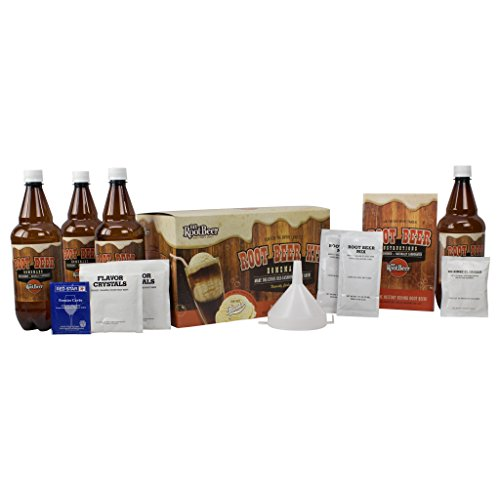 Mr. Root Beer Home Brewing Root Beer Kit (Kit Beer compare prices)