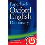 Paperback Oxford English Dictionaryby Oxford Dictionaries