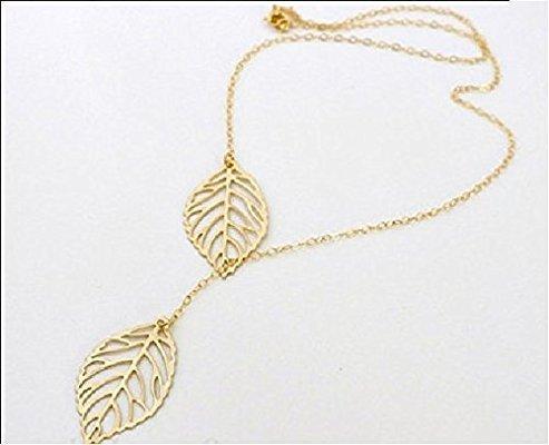 kaufen-jede-2-kostenlos-1-unikat-modeschmuck-silber-oder-gold-double-leaf-anhanger-halskette-diamant
