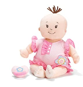 Manhattan Toy 147730 Baby Stella Sweet Sounds Doll