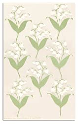Martha Stewart Crafts Stickers Lily Of the Valley Stickers White By The Package