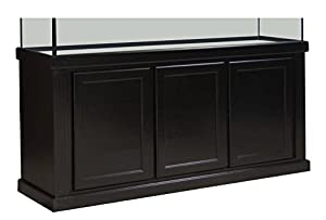 Perfecto Manufacturing APF60336 Monterey Stand for Aquarium, 72 by 18-Inch, Black