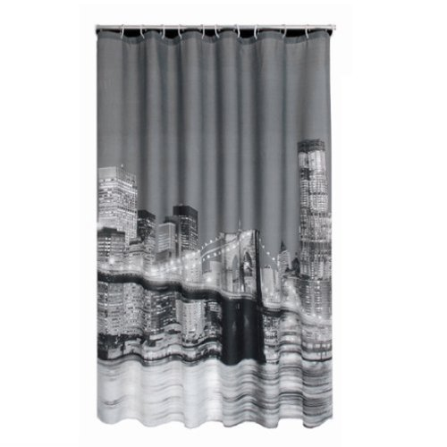 City Scene Shower Curtains Shower Curtains Outlet