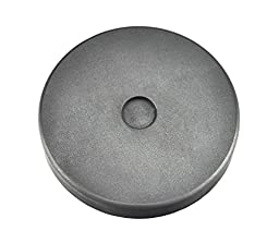 5 Gram Round Silver Graphite Ingot Coin Mold For Melting Casting Refining Scrap Metal Jewelry