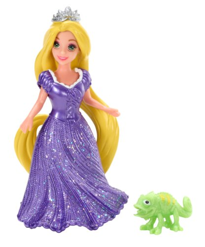 Disney Princess Magiclip Rapunzel and Pascal Doll