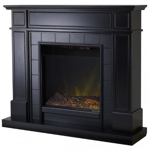 Adam Memphis Electric Fireplace Mantel Package in Black picture B00FFXHB0E.jpg