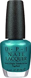 Opi Nail Lacquer Teal The Cows Come Home 0.5 Fluid Ounce