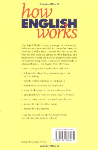 How english works w/key: Grammar Practice Book (With Answers) (Usage)