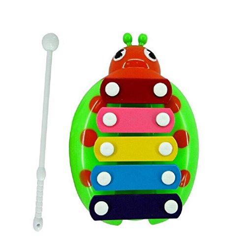 generic-baby-kind-5-note-xylophone-musikspielzeuge-weisheit-entwicklung-kafer-grun-
