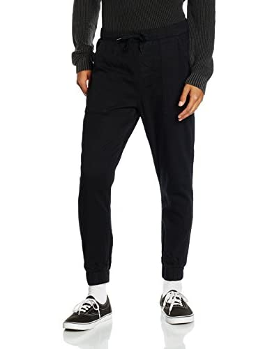 Cheap Monday Pantalón Leisure Unisex Negro