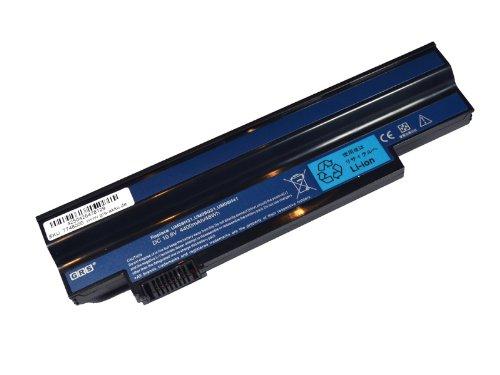 Batterie d'ordinateur portable Acer Aspire one 532h 4400 mAh,10.8V, Li-Ion Accu, Laptop batterie