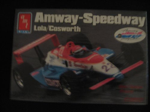 AMT AMWAY-SPEEDWAY - Lola/Cosworth 1/25 (Amway Decal compare prices)