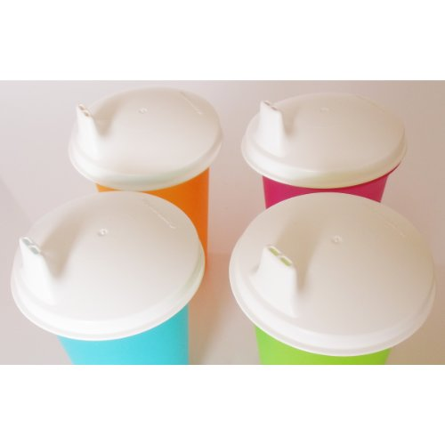 Tupperware Sippy Cups front-1074444