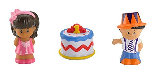 Fisher-Price Little People 1st Birthday Figures