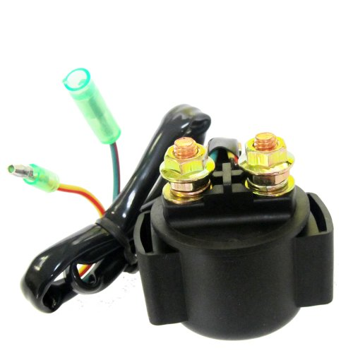 Caltric Starter Solenoid Relay Fits Honda 250 TRX250 Fourtrax Recon 2002-2004 (Honda Recon 250 compare prices)