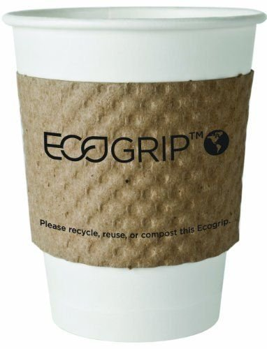 Eco-Products? EcoGrip? Recycled Content Hot Cup Sleeve by Eco-Products, Inc