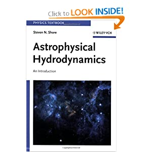 Astrophysical Hydrodynamics: An Introduction Steven N. Shore