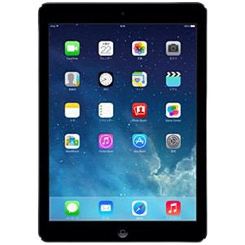iPad Air Wi-Fiモデル MD785J/B スペースグレイ(16GB)(iOS)