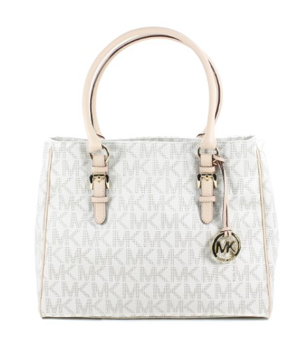 Michael Kors Handbag, Medium Work Tote Vanilla 30h1gwtt2b