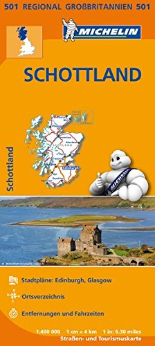 Schottland (Regionalkarten)