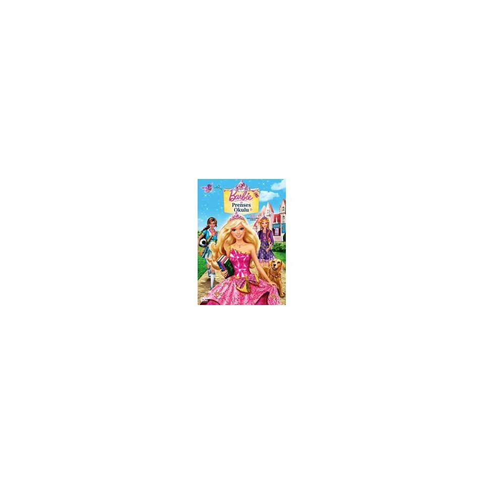 Barbie Prenses Okulu / Barbie Princess Charm School (DVD