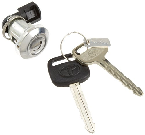 Genuine Toyota 69058-35140 Cylinder and Key Set (Toyota Tacoma 4 Cylinder Parts compare prices)