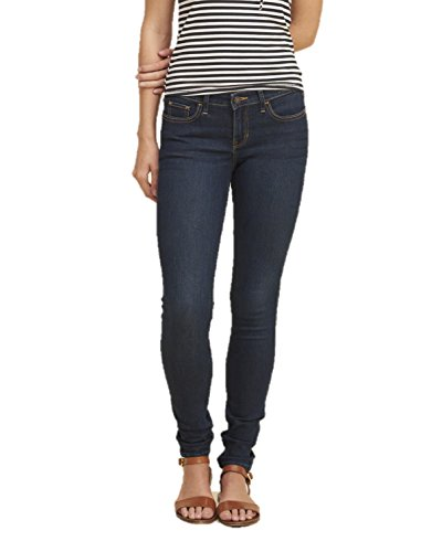 Hollister Womens Super Skinny Jeans Dark