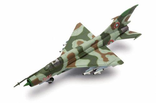 Daron HE552400 Herpa Bulgarian Air Force MIG21