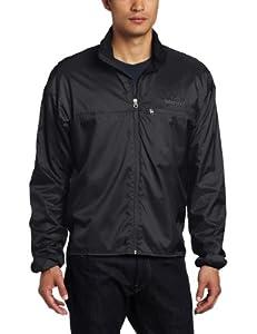 Marmot Men's Driclime Windshirt, Black, Medium