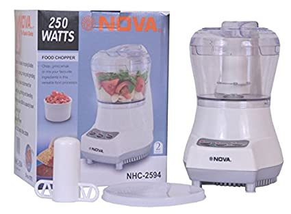 Nova NHC-2594 Food Chopper