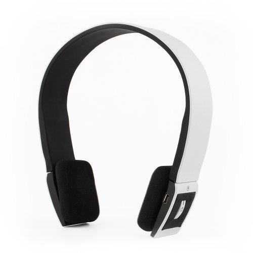 Amzdeal Bh-02 Wireless Bluetooth Stereo Noise Reduction Headphones/Headset With Microphone-A2Dp