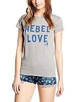 Pepe Jeans London Camiseta Manga Corta Tyler Rt (Gris)
