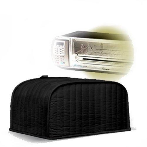 Ritz Quilted Toaster Oven/Broiler Cover Black New (Toaster Oven Broiler Cover compare prices)