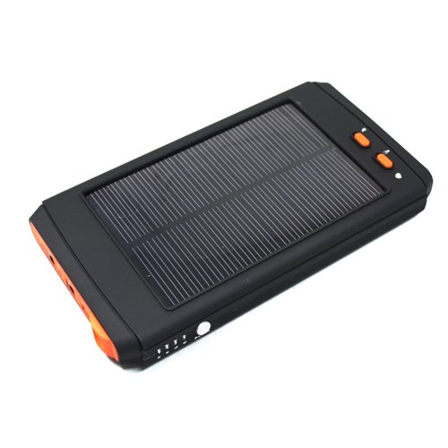 DigiEspow Solar Powered High Capacity 16000mAh Backup Photo