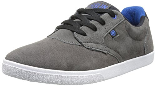 C1RCA Men's JC01 Skate Shoe, Dark Gull/Gum, 11 M US