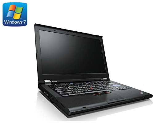 Lenovo thinkpad t420 laptop intel core i5 250ghz 4gb memory 320gb hdd 141 screen dvdrw with windows 7 professional certified refurbished