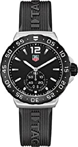 Mens Watch Tag Heuer WAU1110FT6024 Formula One Stainless Steel Case Formula 1 Bl